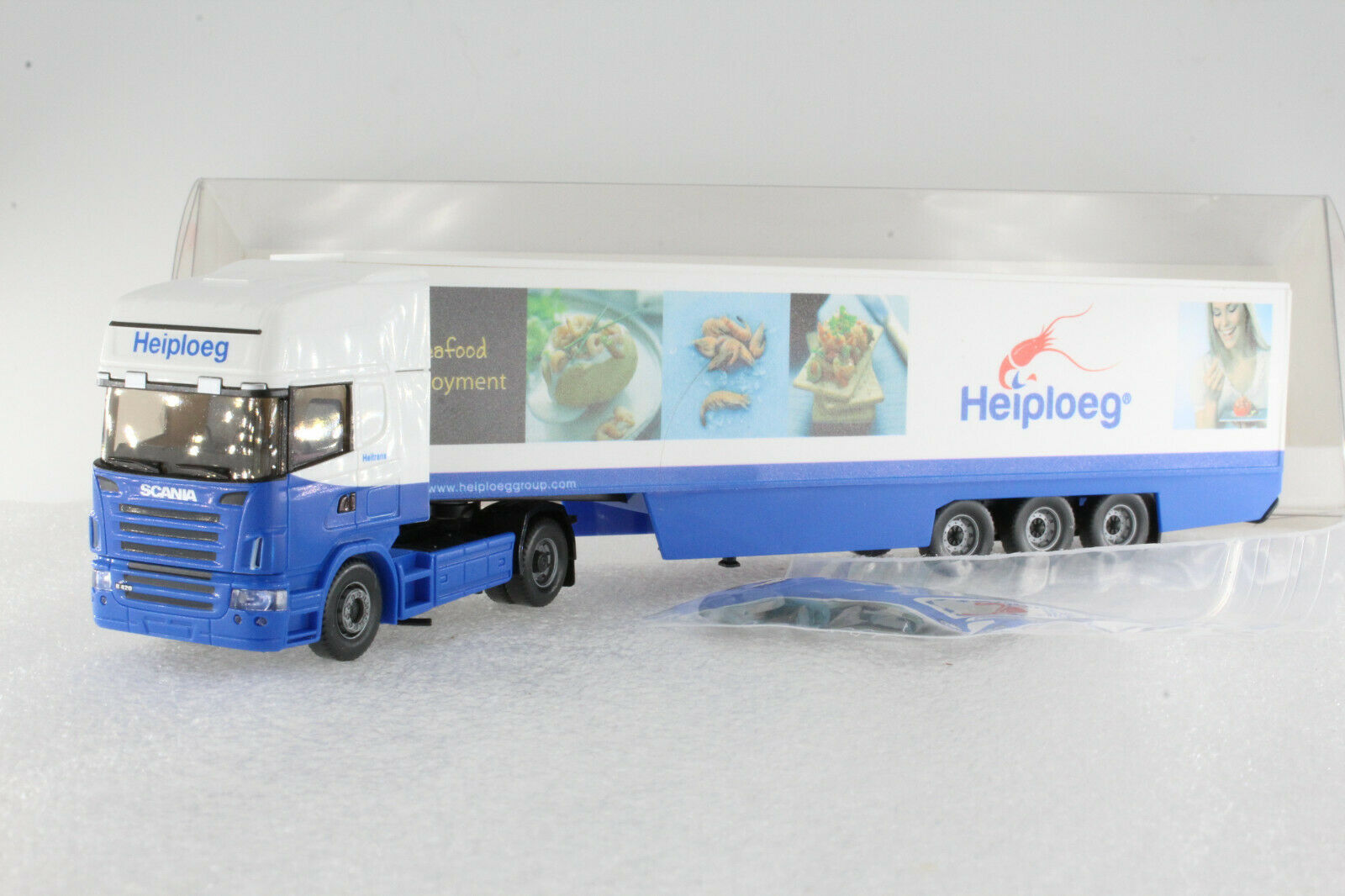 1:87 Wiking 052805 Kühlkoffersattelzug Scania R420 Topline Blitzversand per DHL