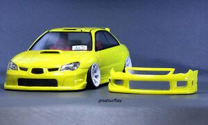 Pab Pandora Scale Rc Drift Car Subaru Impreza Gdb Wrx