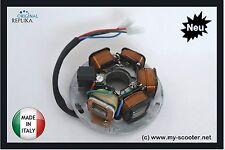 VESPA Zündung Zündgrundplatte 12V Elektronik Cosa 125 150 200 Lusso, 5 Kabel