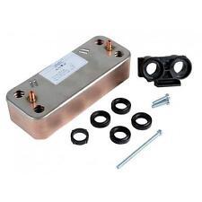 Chaffoteaux Minima HE24 HE30 FF & MX2 Boiler DHW Heat Exchanger 61302409-01
