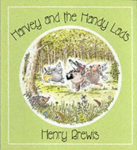 Harvey and the Handy Lads by Brewis, Henry Paperback Book The Fast Free Shipping
