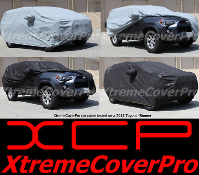 2004 2005 2006 Scion xB Waterproof Car Cover w//MirrorPocket