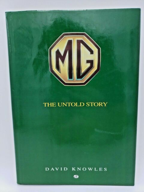 Mg: The Untold Story by Knowles, David A. - GOOD Free Shipping