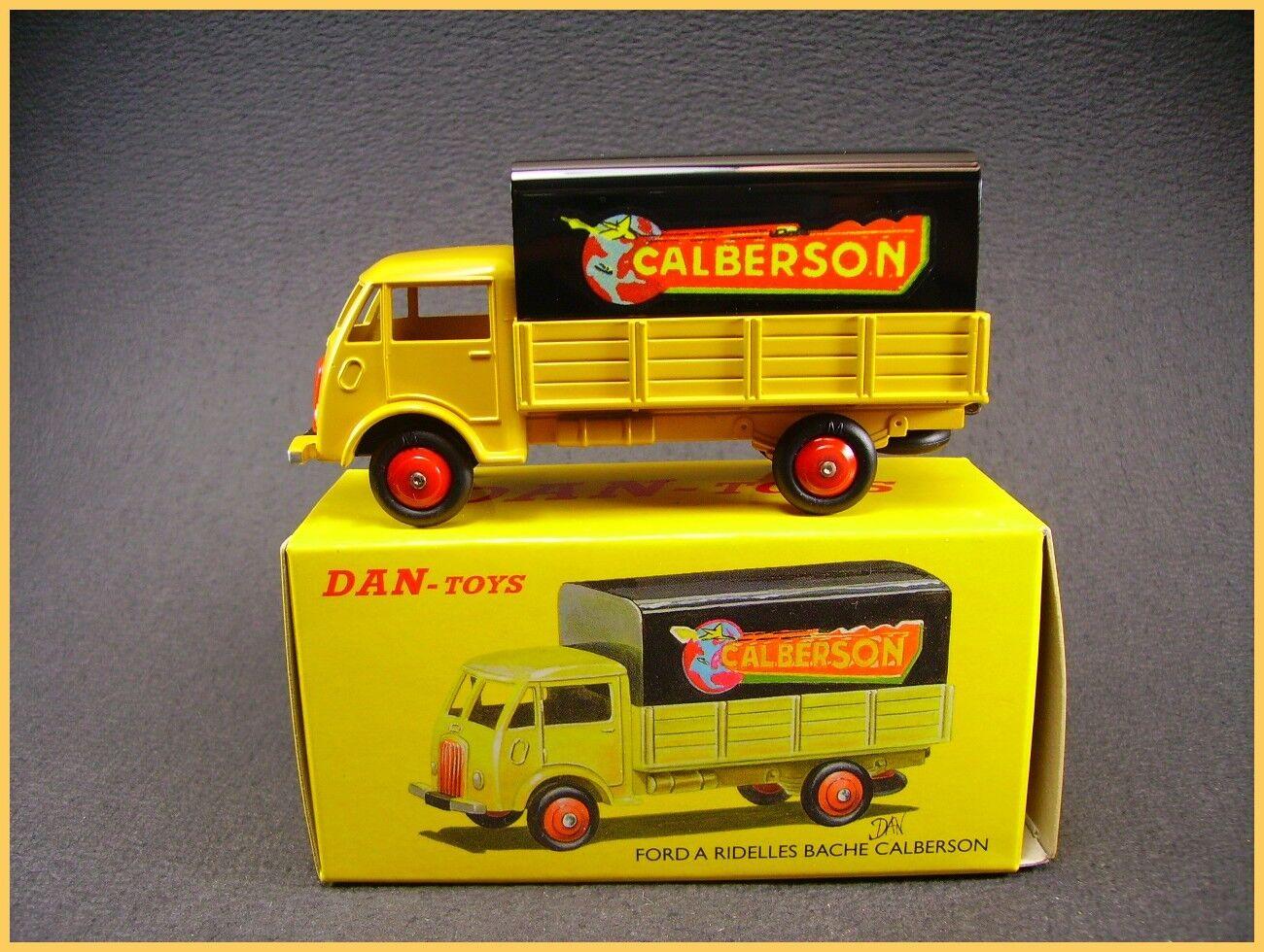 Dan-Toys.camion Ford Calberson + Box
