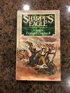 Sharpe-039-s-Eagle-Sharp-01-By-Bernard-Cornwell-1st-1st-1981