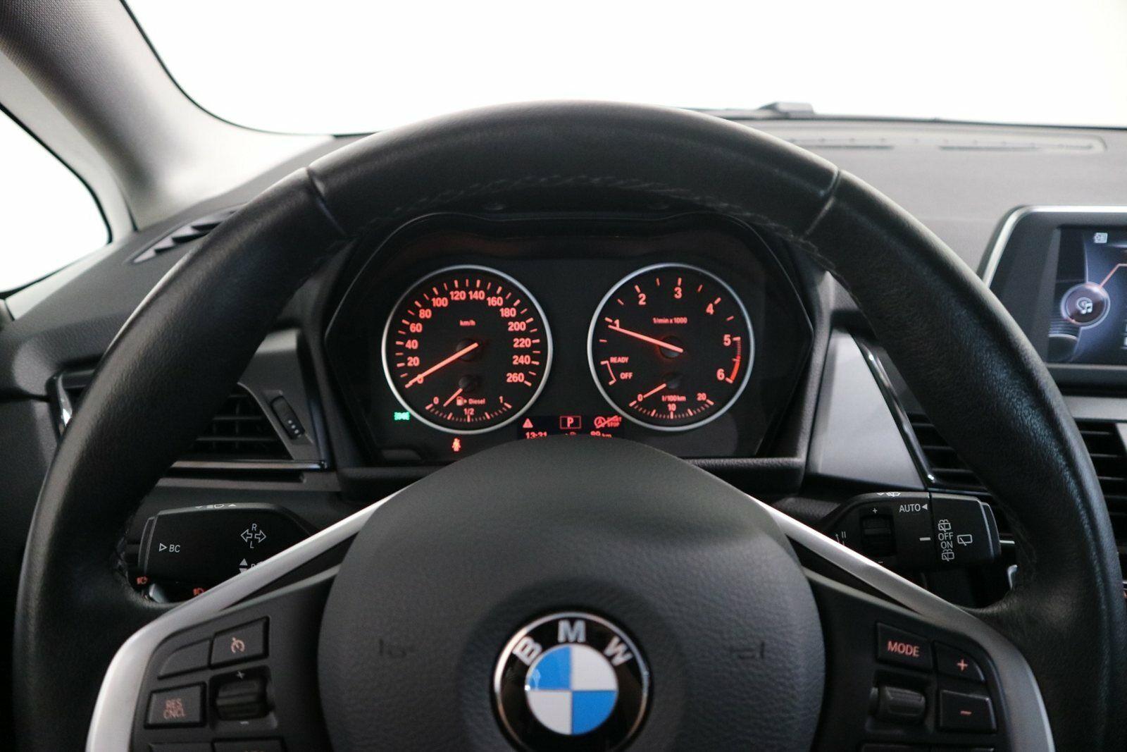 BMW 220d 2,0 Active Tourer Advantage aut. - billede 3