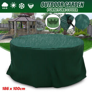 Cover Large Round Patio Table Chair