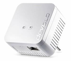 Devolo dLAN WiFi adattatore Powerlan. bianco bianco Ergänzungsadapter (x2x)