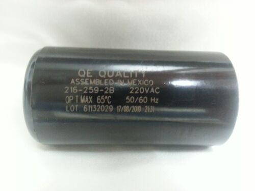 US Free Shipping Motor Start Capacitor 216-259 MFD uF 220-250VAC HVAC Cap