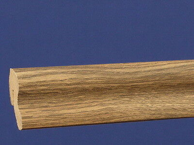 Sockelleisten Fußleisten Bodenleiste 2,6 Meter 41 Dekore,  Ecken verfügbar