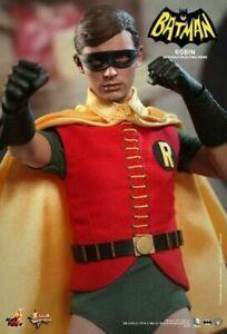 "1966 Robin Movie Masterpiece 1//6 Action Figure 12/"" Hot Toys MMS219 BATMAN"