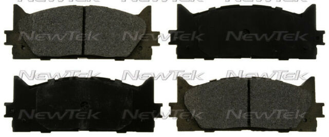 SCD1293 FRONT Ceramic Brake Pads Fits 08-16 Toyota Camry