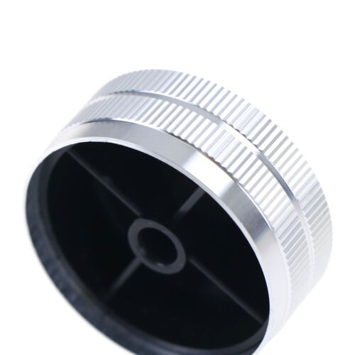 40x16.5 Aluminum Volume Control KNOB CD Amplifier potentiometer JB