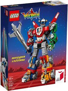 Lego Ideas 21311 - Voltron Nouveau