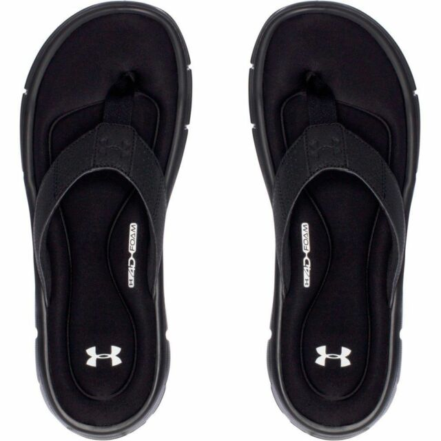 547bba444ffa Under Armour Men s Ignite II Thong Flip Flops 11 for sale online