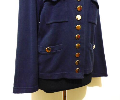 Sz Veste 46 Castelbajac Jc Femme De Cardigan L Pull Coton q6t8wR