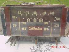Vintage 1951 Sears Silvertone Model 69 AM/FM Tube Stereo Radio Receiver 100.201
