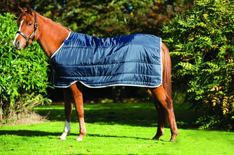 Horseware RAMBO Pony Liner extra sotto Tappeto Affluenza tuttie Urneluce stabile 100 G 3' 9  5' 9