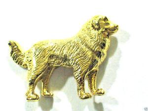 Neufundländer Hund Revers-Anstecknadel