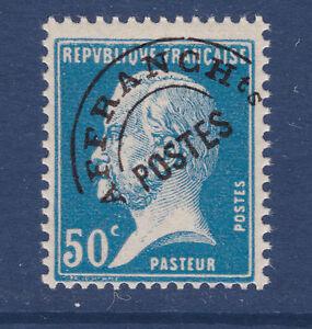 FRANCE-PREOBLITERE-N-68-MNH-sans-charniere-signe-Calves-TB-cote-285-L1
