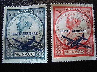 13 14 a4 Monaco Briefmarke Yvert Und Tellier Luft Nr Briefmarke Monaco Hitze Und Durst Lindern.