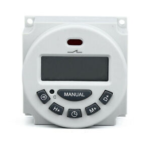 Digital-LCD-Relay-Switch-Weekly-Programmable-Electronic-Time-Timer-12V-24V-220V