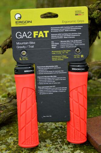 Dimo ga2 Fat MTB Trail Guidon Poignées endplug interchangeables UV Stable Rouge
