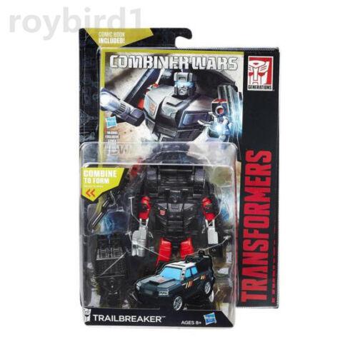 New Transformers Generations Combiner Wars Deluxe Class Trailbreaker Truck KIDZ