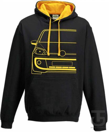 VW UP Vorfacelift Pullover Hoodie