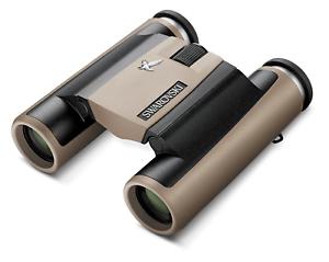 Swarovski-Optik-46212-CL-Pocket-10x25-Waterproof-Housing-Sand-Brown-Binoculars