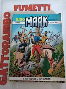 Tutto Mark N.136 - Bonelli Buono++