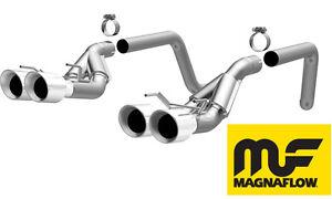 Impianto-di-scarico-15283-Chevrolet-Corvette-C5-6-2L-V8-09-11-Magnaflow-GARA