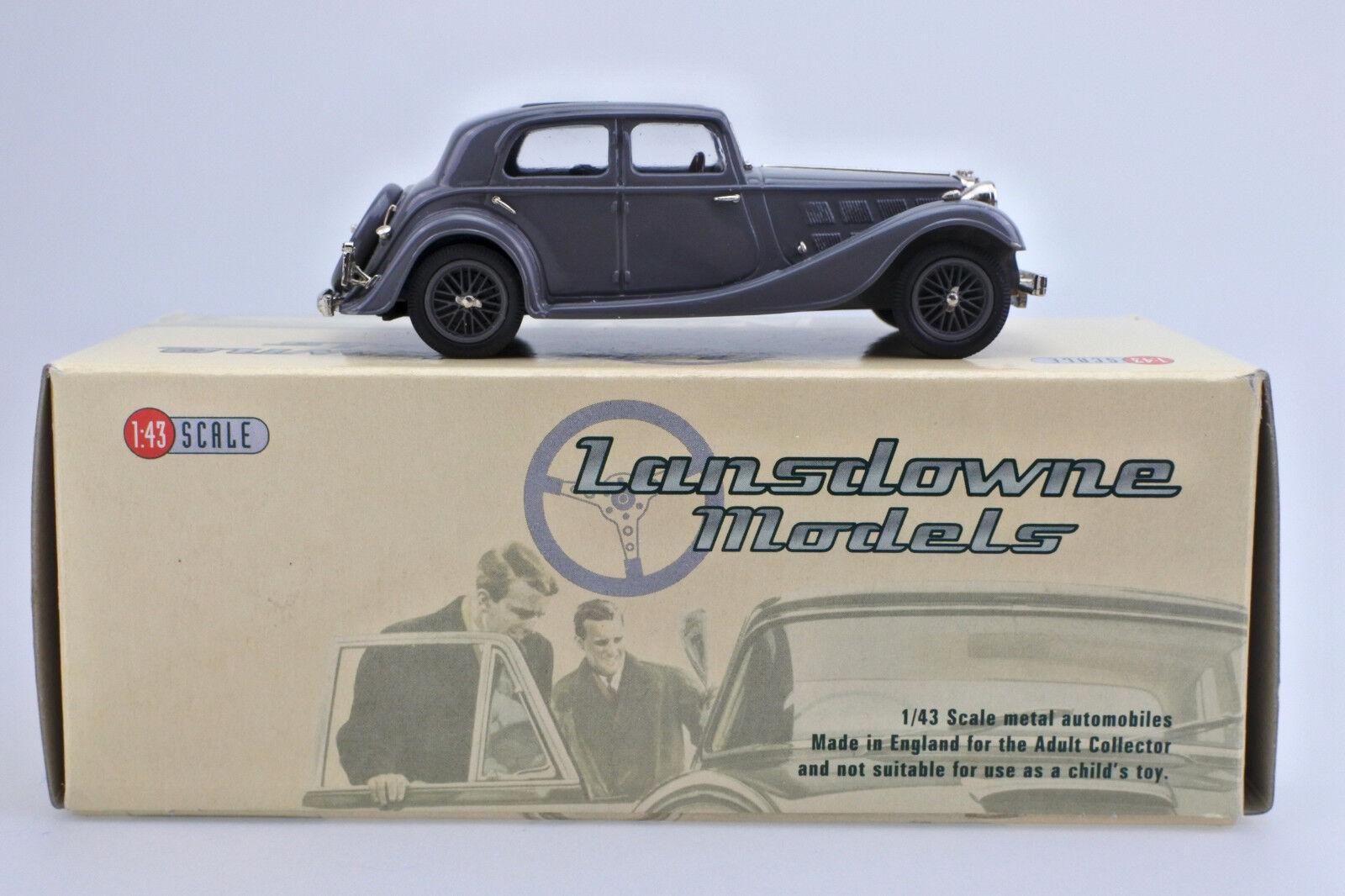 Sito ufficiale LANSDOWNE LANSDOWNE LANSDOWNE 1 43 LDM 66 1935 6 TRIUMPH GLORIA VITESSE SPORTS SALOON  prezzo basso