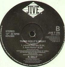 R. KELLY - Thank God It's Friday - Zomba