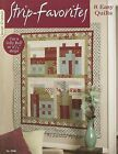 Strip Favorites: 8 Easy Quilts by Suzanne McNeill (Paperback / softback, 2008)