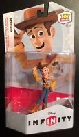 Disney Infinity Woody Figure From Toy Story