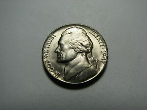 1947-D-BU-Jefferson-Nickel