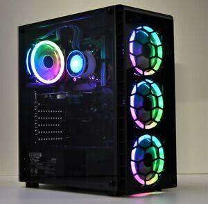 Refrigerado-por-agua-Pc-Para-Juegos-Intel-8-nucleos-i7-I7-9700K-16-GB-DDR4-480-GB-Ssd-Gtx-RTX
