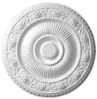 Iww-564 - 24-1/4 Decorative Architectural Ceiling Medallion