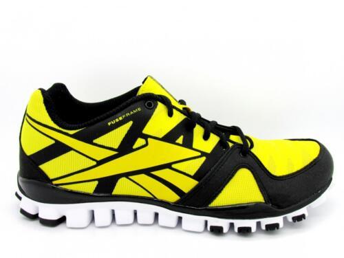 Running Realflex Yellow 0 Mens Transition Reebok Trainers V48263 3 vCxwqRY