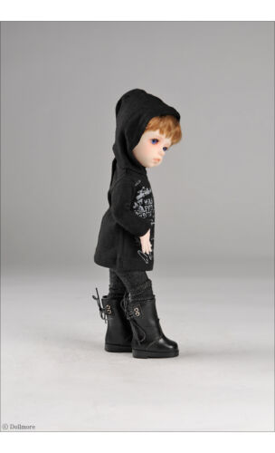 Black Sasun ST T Dollmore 1//6 BJD YOSD USD  Dear Doll Size