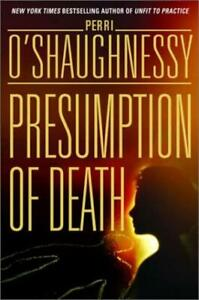 Presumption-of-Death-by-Perri-O-039-Shaughnessy-Hardcover-Free-Shipping