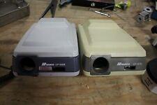 Lot Of 2 Marco Auto Chart Projectors Cp 690e Cp 670