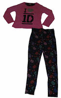 Girls Pyjamas One Direction  9 10 11 12 & 13 Years Old