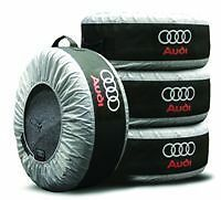 Audi Tire Wheel Totes set of 4 ZAW601001