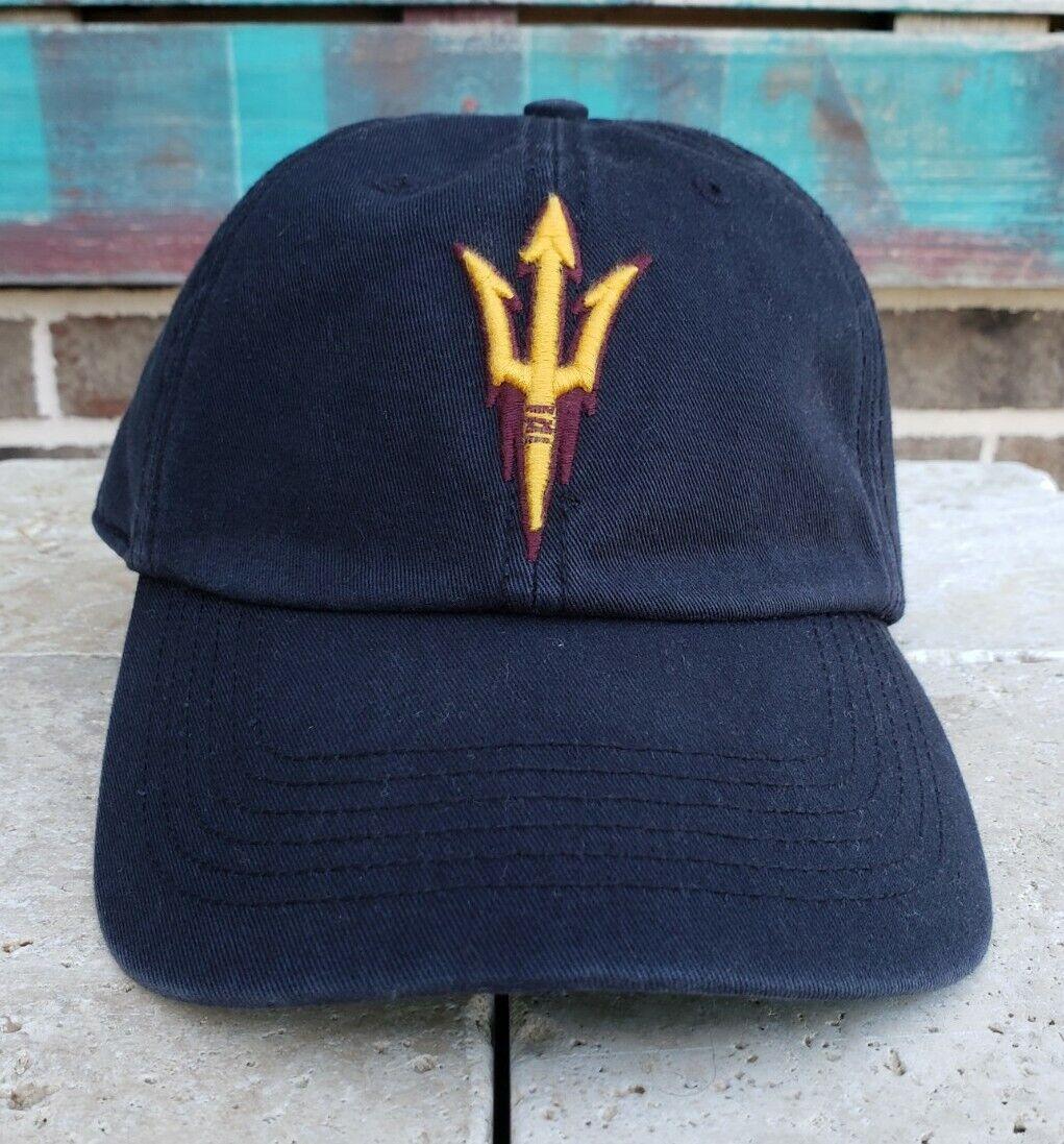 '47 Brand Arizona State Sun Devils ASU Fitted Cap Small Blue