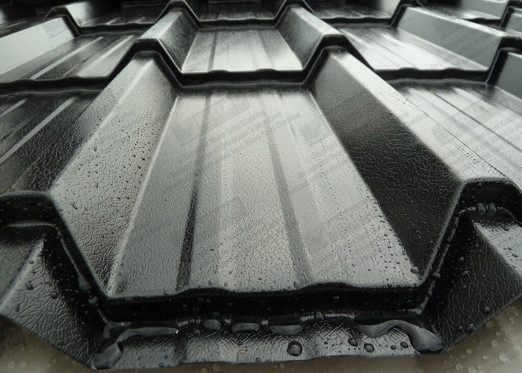 Tile Effect Metal Roofing Sheets Tiles Tiled Steel Roof
