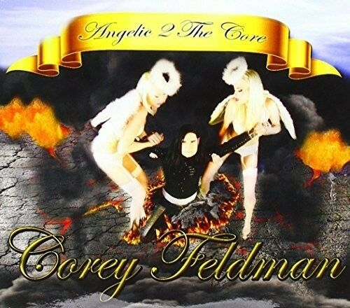 Corey Feldman - Angelic 2 The Core: Angelic Funkadelic/Angelic Rockadelic [New C
