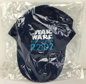 Star-Wars-Build-Your-Own-R2-D2-DeAgostini-2017-Embroidered-Baseball-Cap-New