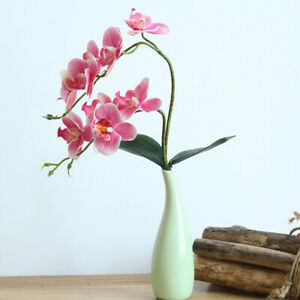 Am-1x-Artificial-Butterfly-Orchid-Silk-Flower-Plant-Party-Wedding-Home-Decor-Bo